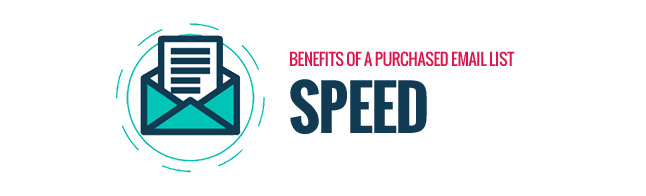 Benefit 2 - Speed