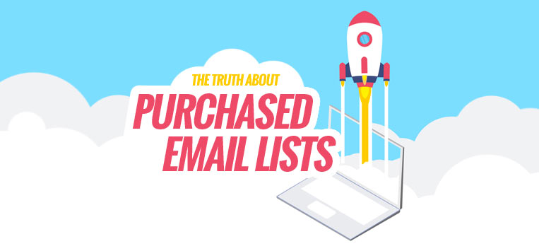 the truth about purchased email lists
