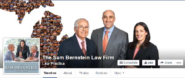 lawyer facebook profile